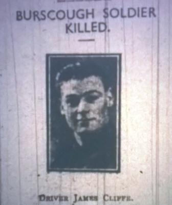 Cliffe James Burscough Killed - Copy